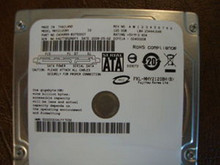 Fujitsu MHY2120BH CA06889-B375000T 0CFE1A-0040020B 120gb Sata (Donor for Parts) (7T852NDFY)
