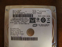 Fujitsu MHY2120BH CA06889-B375000T 0CFE1A-0040020B 120gb Sata (Donor for Parts) (ND6R)