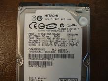 Hitachi HTS541680J9SA00 PN:0A50685 MLC DA1587 80gb Sata (Donor for Parts) SGJM6SAB