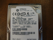 Hitachi HTS542512K9SA00 PN:0A54973 MLC:DA2031 120gb Sata (Donor for Parts) 080226BB0200WBCXJA7C