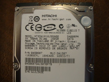 Hitachi HTS541616J9SA00 PN:0A50687 MLC:DA1587 160gb Sata (Donor for Parts) GJJL5X3E