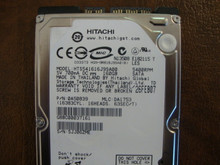 Hitachi HTS541616J9SA00 PN:0A50839 MLC:DA1753 160gb Sata (Donor for Parts) SJJ06ZME