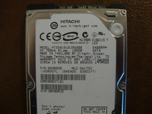 Hitachi HTS541616J9SA00 PN:0A50839 MLC:DA1753 160gb Sata (Donor for Parts)