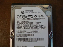 Hitachi HTS542516K9SA00 PN:0A54974 MLC:DA2031 160gb Sata  (Donor for Parts) (GHELMXC)