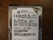 Hitachi HTS542516K9SA00 PN:0A54974 MLC:DA2031 160gb Sata  (Donor for Parts) (GHVDTGC)