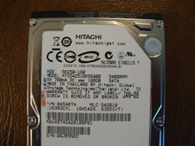 Hitachi HTS542516K9SA00 PN:0A54874 MLC:DA2010 160gb Sata  (Donor for Parts) WGJR5NDC