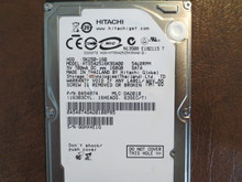 Hitachi HTS542516K9SA00 PN:0A54874 MLC:DA2010 160gb Sata  (Donor for Parts)