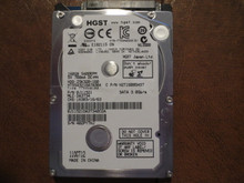 Hitachi HTS543216A7A384 PN:0J11521 MLC:DA3734 160gb Sata  (Donor for Parts) 402PY7HJ