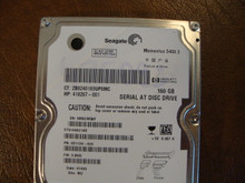 Seagate ST9160821AS 9S1134-020 FW:3.BHD WU 160gb Sata (Donor for Parts) 5MA2WQ8F