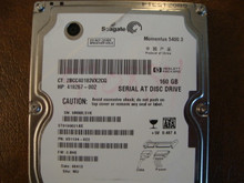 Seagate ST9160821AS 9S1134-022 FW:3.BHE WU 160gb Sata (Donor for Parts) 5MABLS1K