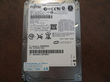 Fujitsu MHV2100BH PL CA06672-B25500C1 0BDC6B-0080892C 100gb Sata NW9YT692947M