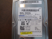 Samsung HD161GJ (HD161GJ/D) REV.A  FW:1AC01117 160gb Sata S1VCJ90S704283