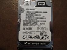 Western Digital WD1600BEKT-60A25T1 DCM:HHCTJHBB 160gb Sata WXL1A1052657