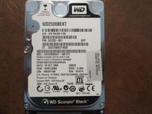 Western Digital WD2500BEKT-66F3T2 DCM:HHNTJBBB 250gb Sata