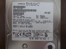 Hitachi HDT725025VLA380 PN:0A33423 MLC:BA2163 250gb Sata R12SYXBP