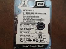 Western Digital WD2500BEKT-66F3T2 DCM:HHCVJBBB 250gb Sata