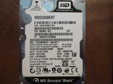 Western Digital WD2500BEKT-60A25T1 DCM:HECTJHB 250gb Sata