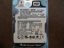 Western Digital WD1600BEKT-08PVMT1 DCM:HHCTJHNB 160gb Sata