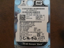 Western Digital WD1600BJKT-75F4T0 DCM:HHCVJBNB 160gb Sata