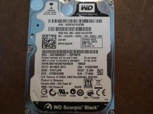 Western Digital WD1600BEKT-75PVMT0 DCM:HHCTJHK 160gb Sata