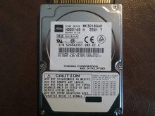 Toshiba MK3018GAP HDD2165 H ZE01 T 211 A0/M2.01A 30gb IDE/ATA