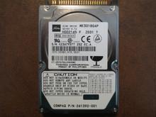 Toshiba MK3018GAP HDD2165 F ZE01 T 211 A0/M2.01A 30gb IDE/ATA X23A7937T (T)