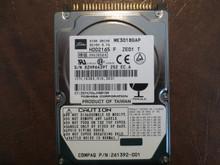 Toshiba MK3018GAP HDD2165 F ZE01 T 211 A0/M2.01A 30gb IDE/ATA