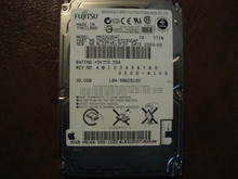 Fujitsu MHS2030AT CA06272-B70300AP 050D-8105 Apple# 655-1059 30gb IDE/ATA