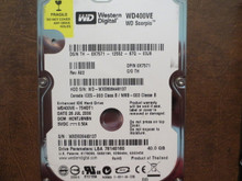 Western Digital WD400VE-75HDT1 DCM:HCNTJBNBN 40gb IDE/ATA