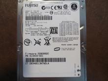 Fujitsu MHV2100BH PL CA06672-B25500C1 0BDC6B-0080892C 100gb Sata NW9YT692AY8W