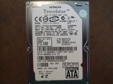 Hitachi HTS541040G9SA00 PN:0A27472 MLC:DA1519 FW:C60R 40gb Sata MPBBP0X2JE926M (T)