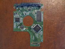 WD WD1600BEKT-75A25T0 (2061-771672-E04 04PD1) DCM:HHCTJHB 160gb Sata PCB