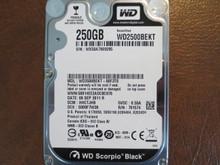 Western Digital WD2500BEKT-00F3T0 DCM:HHCTJHB 250gb Sata