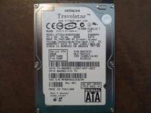 Hitachi HTS541040G9SA00 PN:0A27472 MLC:DA1519 FW:C60R 40gb Sata MPBBP0X2JE8ZVM (T)