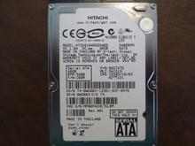 Hitachi HTS541040G9SA00 PN:0A27472 MLC:DA1519 FW:C60R 40gb Sata MPBBPAXHE76LRM (T)