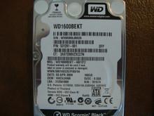 WESTERN DIGITAL WD1600BEKT-66F3T2 DCM:HHCVJHNB SATA 160GB