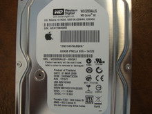 WESTERN DIGITAL WD3200AAJS-40H3A1 DCM:DHRNNT2CBN Apple 655-1472E 320GB SATA