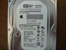 WESTERN DIGITAL WD3200AAJS-40H3A1 DCM:DHRNNT2ABN Apple 655-1472E 320GB SATA