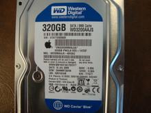 WESTERN DIGITAL WD3200AAJS-40H3A2 DCM:DANNNT2AHN Apple 655-1472F 320GB SATA