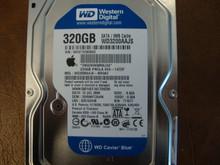 WESTERN DIGITAL WD3200AAJS-40H3A2 DCM:DHRNHT2AHN Apple 655-1472F 320GB SATA