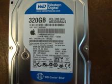 WESTERN DIGITAL WD3200AAJS-40H3A2 DCM:DHNNHT2AHN Apple 655-1472F 320GB SATA