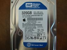 WESTERN DIGITAL WD3200AAJS-40H3A2 DCM:HHNNHT2AHN Apple 655-1472F 320GB SATA WCAT1C362597