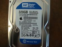 WESTERN DIGITAL WD3200AAJS-40H3A2 DCM:HHNNHT2AHN Apple 655-1472F 320GB SATA WCAT1C887185