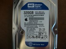 WESTERN DIGITAL WD3200AAJS-40H3A2 DCM:DARNHT2CAN Apple 655-1472F 320GB SATA