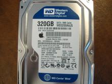 WESTERN DIGITAL WD3200AAJS-40H3A2 DCM:DANNNT2CHN Apple 655-1472F 320GB SATA