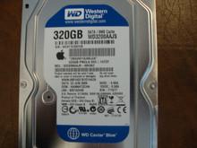 WESTERN DIGITAL WD3200AAJS-40H3A2 DCM:HANNHT2CHN Apple 655-1472F 320GB SATA