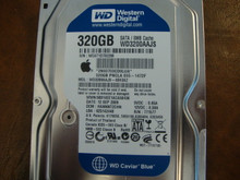 WESTERN DIGITAL WD3200AAJS-40H3A2 DCM:HANNNT2CHN Apple 655-1472F 320GB SATA