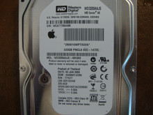 WESTERN DIGITAL WD3200AAJS-40H3A0 DCM:HANNHTJCBN  Apple 655-1472C 320GB SATA