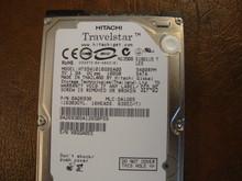 HITACHI HTS541010G9SA00 MLC:DA1265 PN:0A26930 100GB SATA