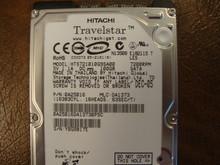 HITACHI HTS721010G9SA00 MLC:DA1373 PN:0A25016 100GB SATA
